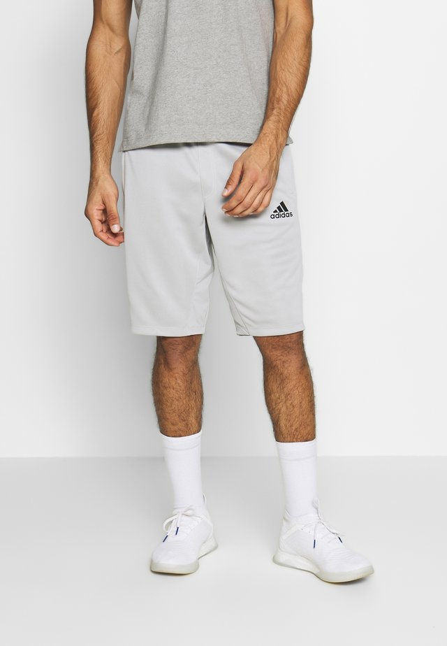 CITY LONG SHORT - Sports shorts - grey