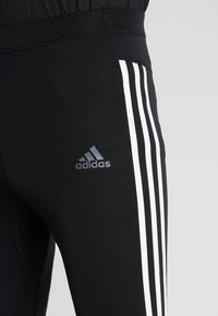 adidas Performance - Leggings - black/white - 3