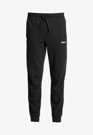 M ESS BR PNT - Pantalones deportivos - black