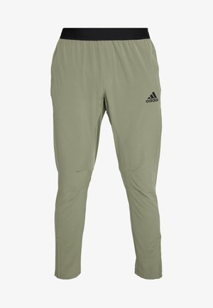 CITY PANT - Pantalons outdoor - green