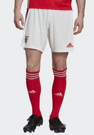 BENFICA HOME SHORTS - Träningsshorts - white