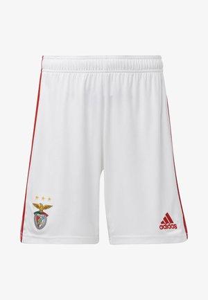 BENFICA HOME SHORTS - Sports shorts - white