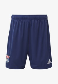 adidas Performance - OLYMPIQUE LYONNAIS AWAY SHORTS - Sports shorts - blue - 7