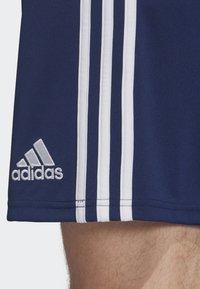 adidas Performance - OLYMPIQUE LYONNAIS AWAY SHORTS - Sports shorts - blue - 6