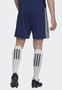 adidas Performance - OLYMPIQUE LYONNAIS AWAY SHORTS - Sports shorts - blue - 2