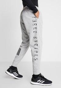 adidas Performance - MUST HAVE AEROREADY ATHLETICS SPORT PANTS - Pantalones deportivos - grey - 3