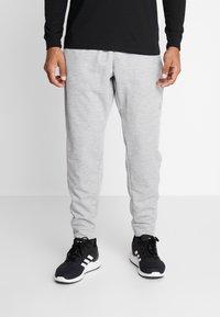 adidas Performance - MUST HAVE AEROREADY ATHLETICS SPORT PANTS - Pantalones deportivos - grey - 0