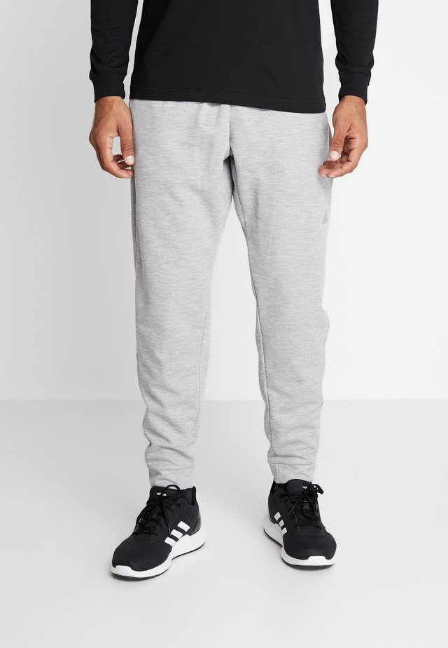 MUST HAVE AEROREADY ATHLETICS SPORT PANTS - Tracksuit bottoms - grey