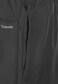 adidas Performance - OWN THE RUN  SHORTS - Sports shorts - black - 2