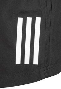 adidas Performance - OWN THE RUN  SHORTS - Sports shorts - black - 3