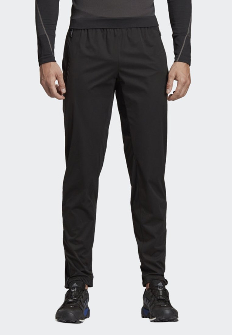 adidas Performance - XPERIOR TROUSERS - Broek - black