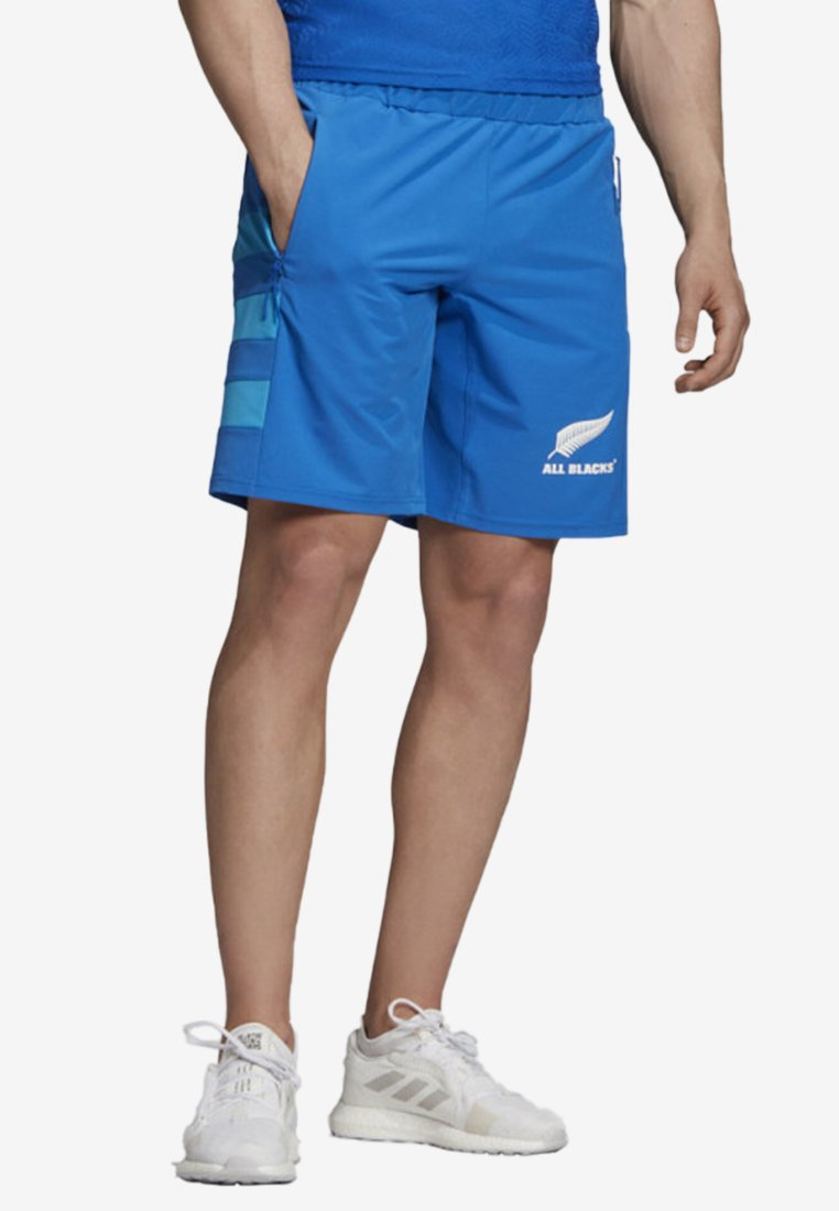adidas Performance - ALL BLACKS RUGBY WORLD CUP SHORTS - Sports shorts - blue
