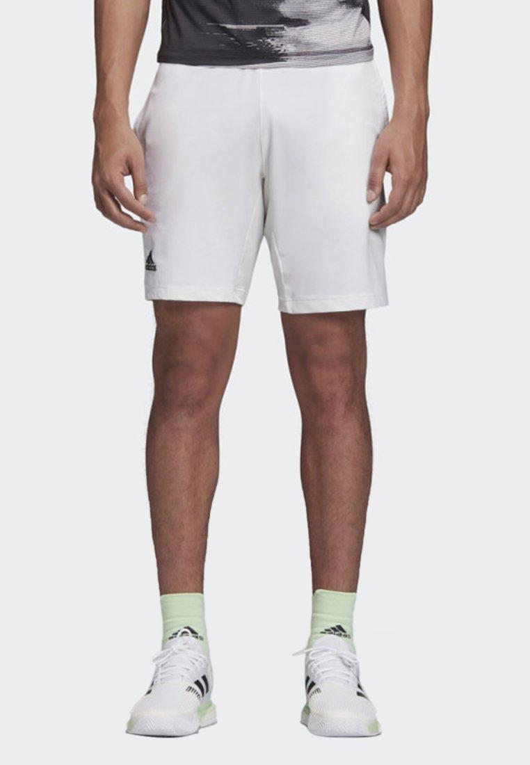 adidas Performance - NEW YORK SHORTS - Sports shorts - white