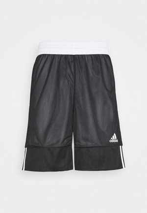 SPEED REVERSIBLE SHORTS - Pantaloncini sportivi - black