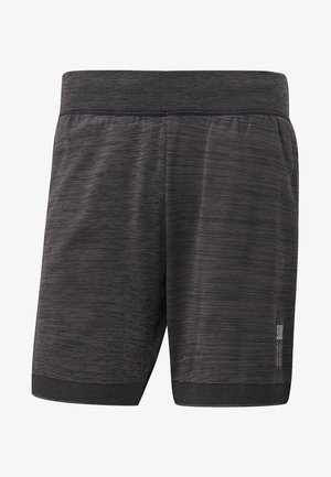 SATURDAY PRIMEKNIT HD SHORTS - Sports shorts - black/grey