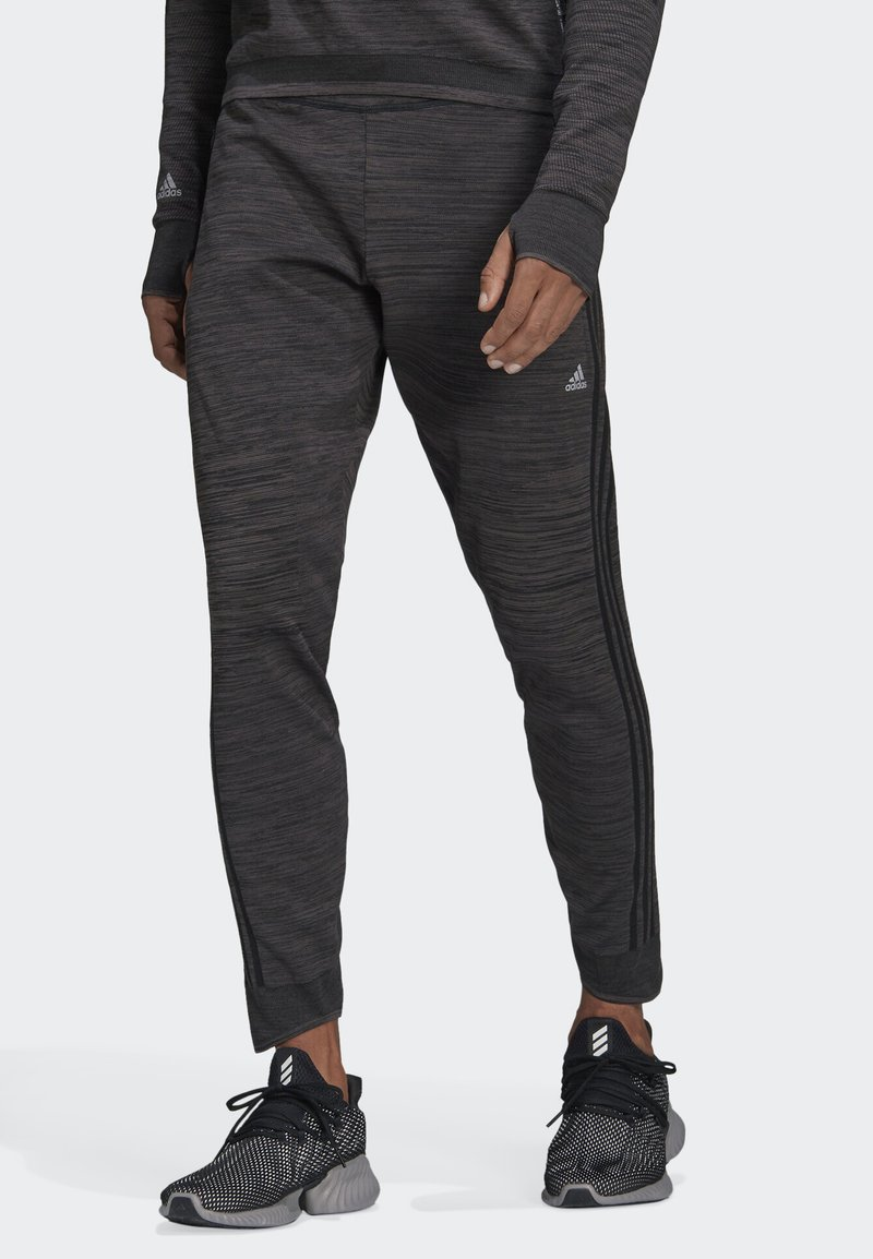 adidas Performance - ASTRO PRIMEKNIT HD JOGGERS - Jogginghose - black/grey