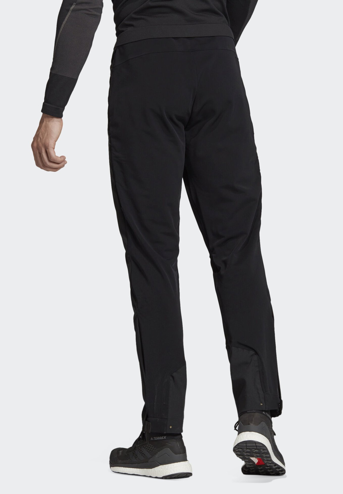 Adidas Performance Terrex Skyrunning Trousers - Trainingsbroek Black dWM297As wt475G8M