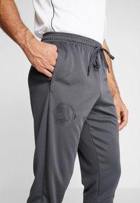 adidas Performance - TANGO FOOTBALL PANTS - Trainingsbroek - grey - 4