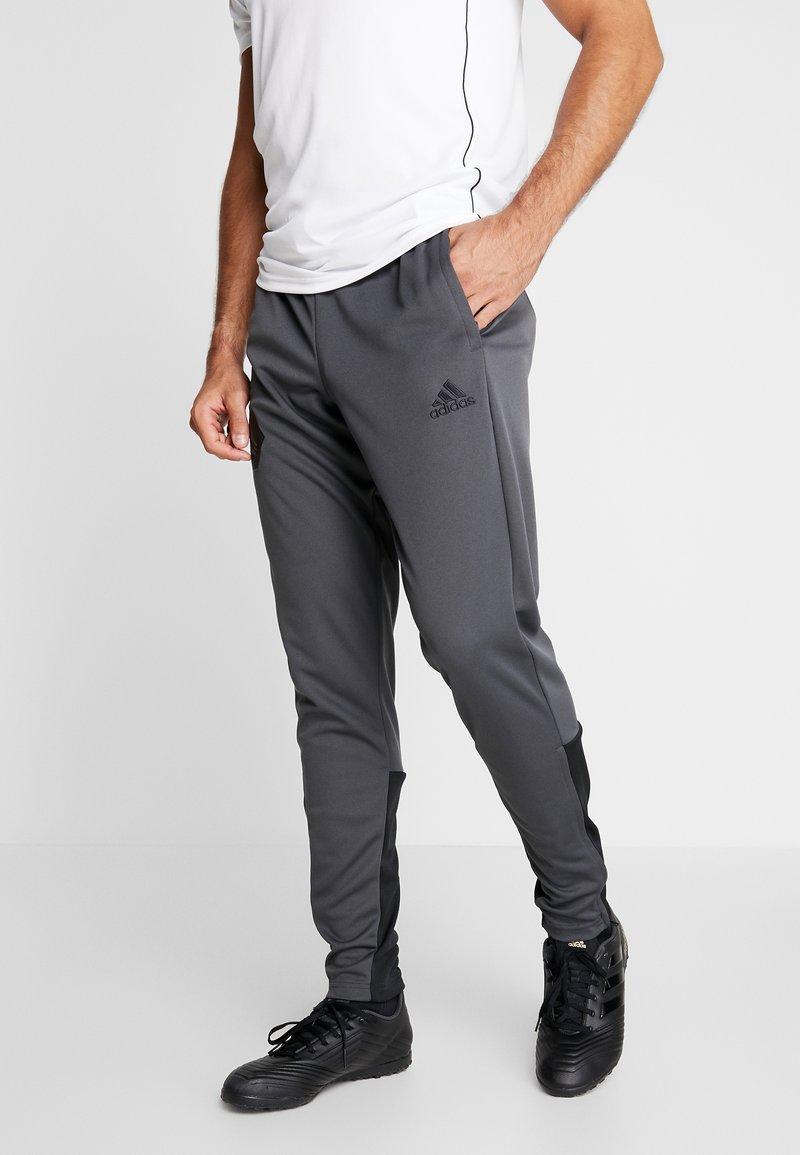 adidas Performance - TANGO FOOTBALL PANTS - Trainingsbroek - grey
