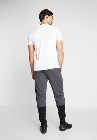 adidas Performance - TANGO FOOTBALL PANTS - Trainingsbroek - grey - 2