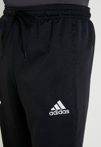 adidas Performance - TANGO FOOTBALL PANTS - Trainingsbroek - black - 4
