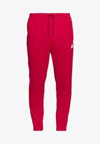 adidas Performance - TAN CLUB PANT - Pantalon de survêtement - scarle - 4