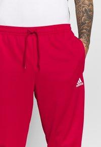 adidas Performance - TAN CLUB PANT - Pantalon de survêtement - scarle - 3