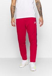 adidas Performance - TAN CLUB PANT - Pantalon de survêtement - scarle - 0