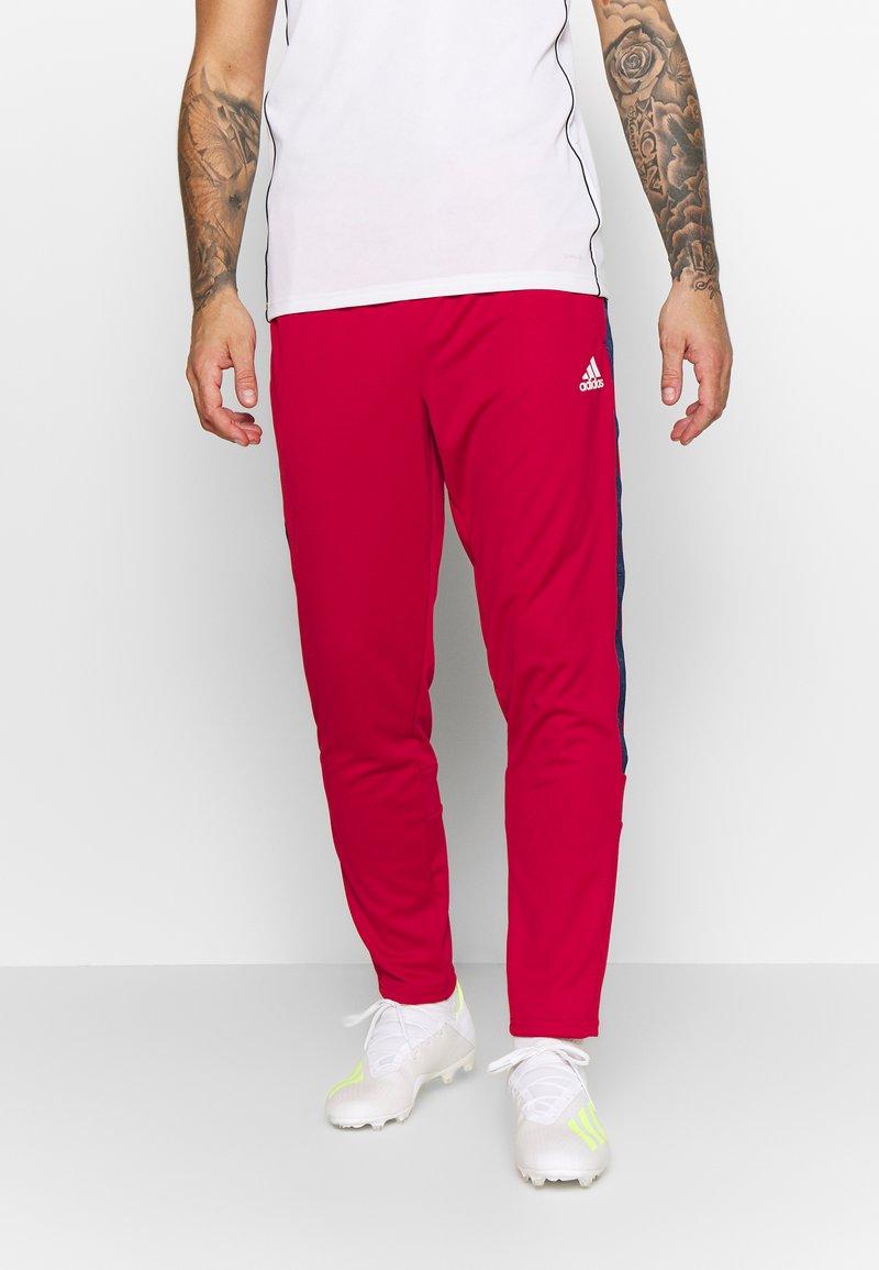 adidas Performance - TAN CLUB PANT - Pantalon de survêtement - scarle
