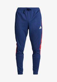 adidas Performance - TAN CLUB PANT - Teplákové kalhoty - navblu - 3