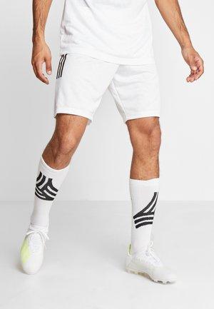 TAN - Pantalón corto de deporte - white