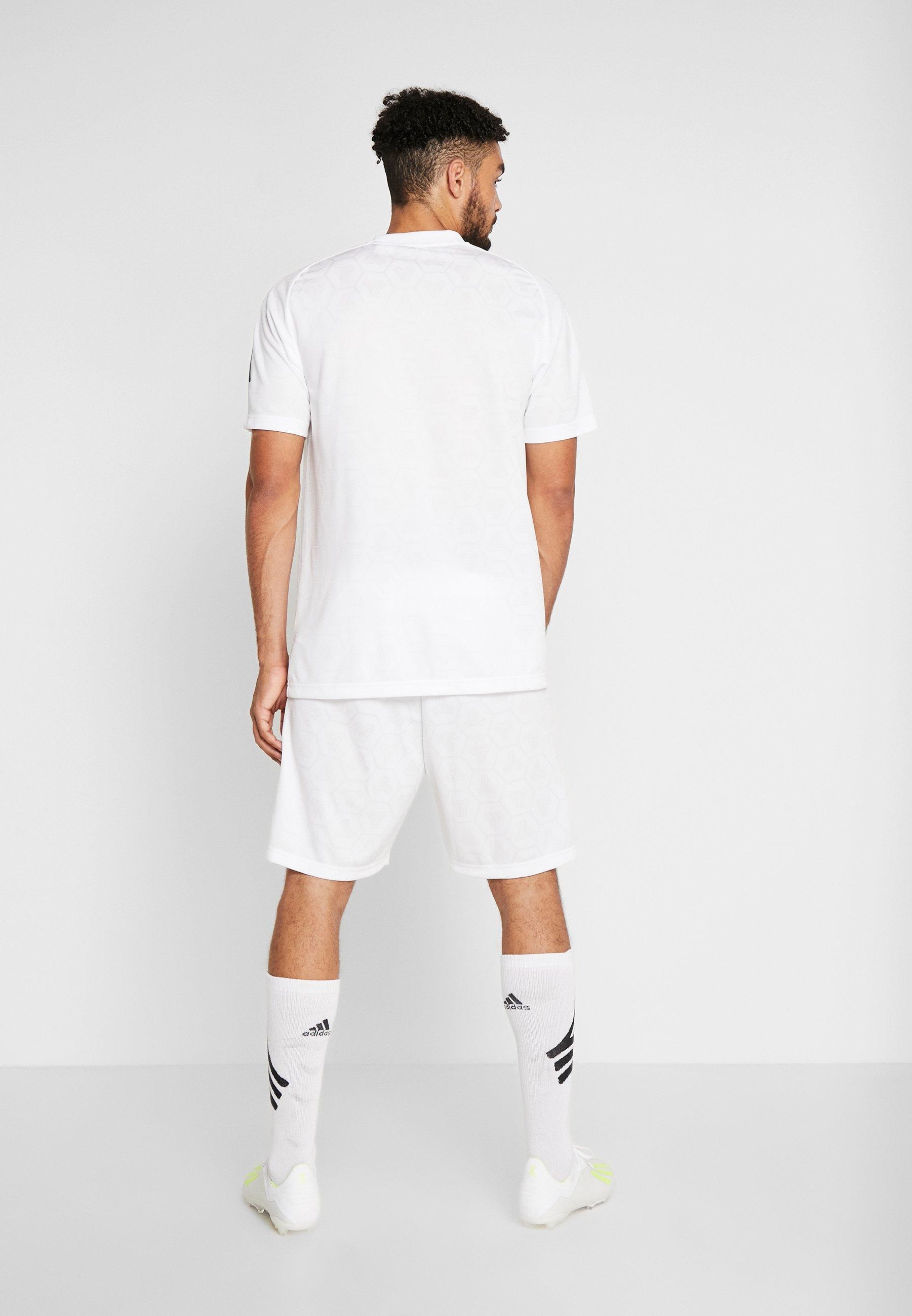 Adidas Performance Tan - Pantaloncini Sportivi White rH1l7
