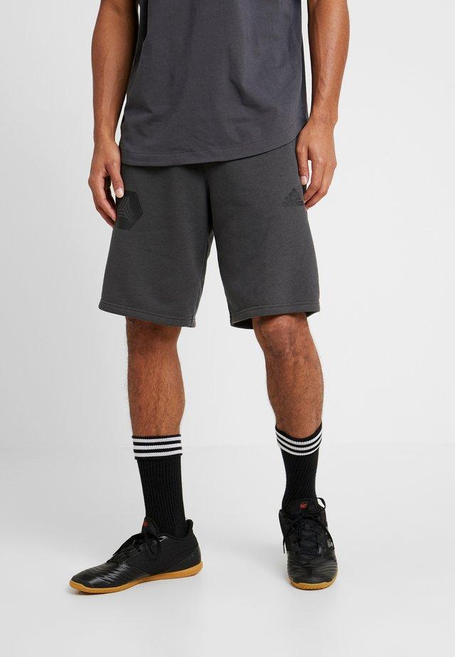 LOGO - Pantaloncini sportivi - grey