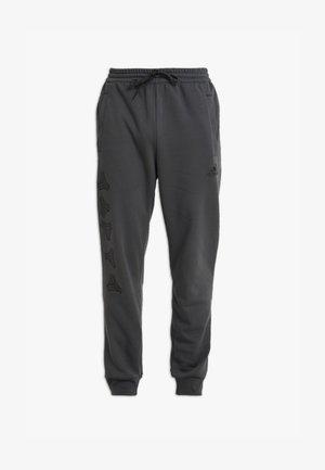LOGO - Pantalones deportivos - grey