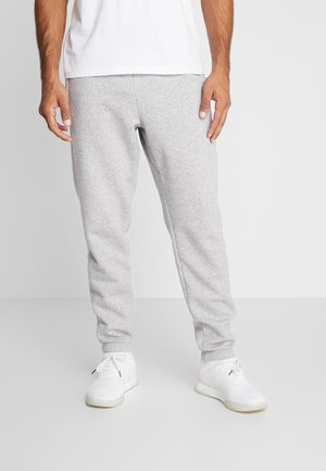 Tracksuit bottoms - medium grey heather