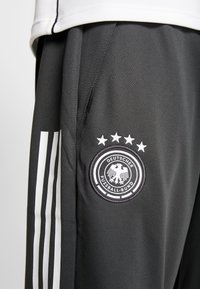 adidas Performance - DEUTSCHLAND DFB TRAINING PANT - Voetbalshirt - Land - carbon - 6