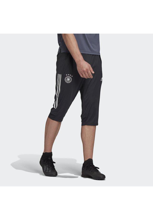 DEUTSCHLAND DFB 3/4 PANT - Pantalon 3/4 de sport - carbon