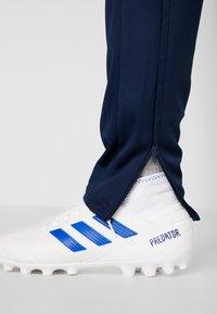 adidas Performance - Pantalones deportivos - collegiate navy - 4