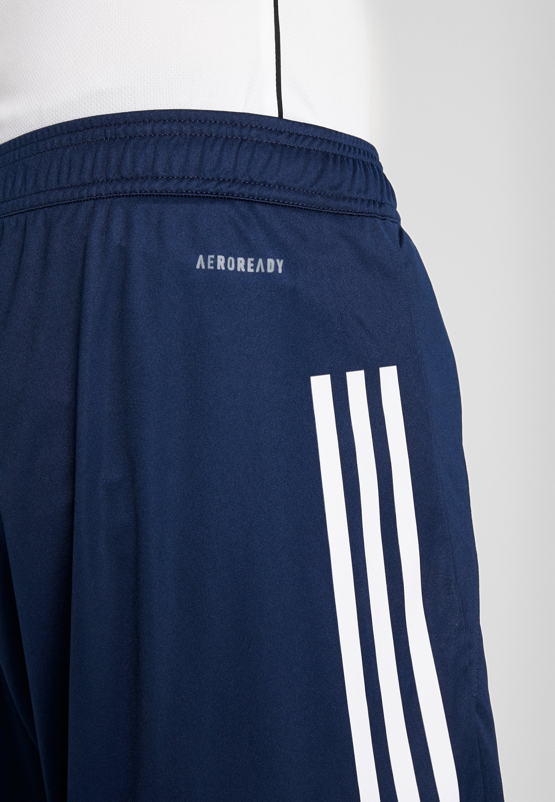 adidas Performance SPAIN FEF TRAINING SHORTS - Pantaloncini sportivi - collegiate navy
