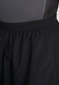 adidas Performance - RUN IT SHORT - Pantalón corto de deporte - black - 3