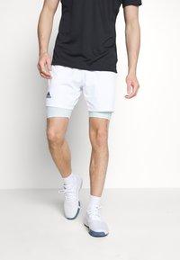 adidas Performance - SHORT H.RDY 2 IN 1 - Urheilushortsit - white - 0