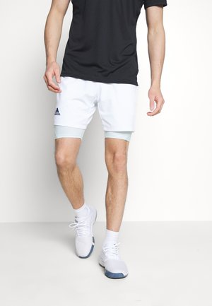 SHORT H.RDY 2 IN 1 - Sports shorts - white