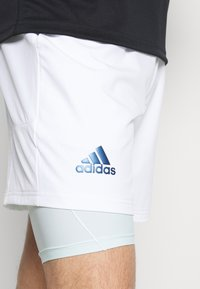 adidas Performance - SHORT H.RDY 2 IN 1 - Urheilushortsit - white - 5