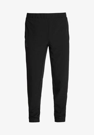 TENNIS PANT - Tracksuit bottoms - black