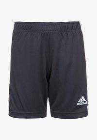 adidas Performance - TASTIGO - Sports shorts - dark grey/white - 0