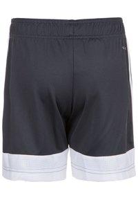 adidas Performance - TASTIGO - Sports shorts - dark grey/white - 1