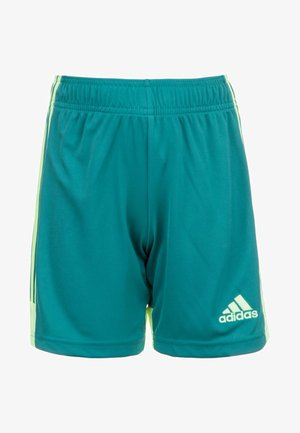 TASTIGO - Short de sport - action red/hire yellow
