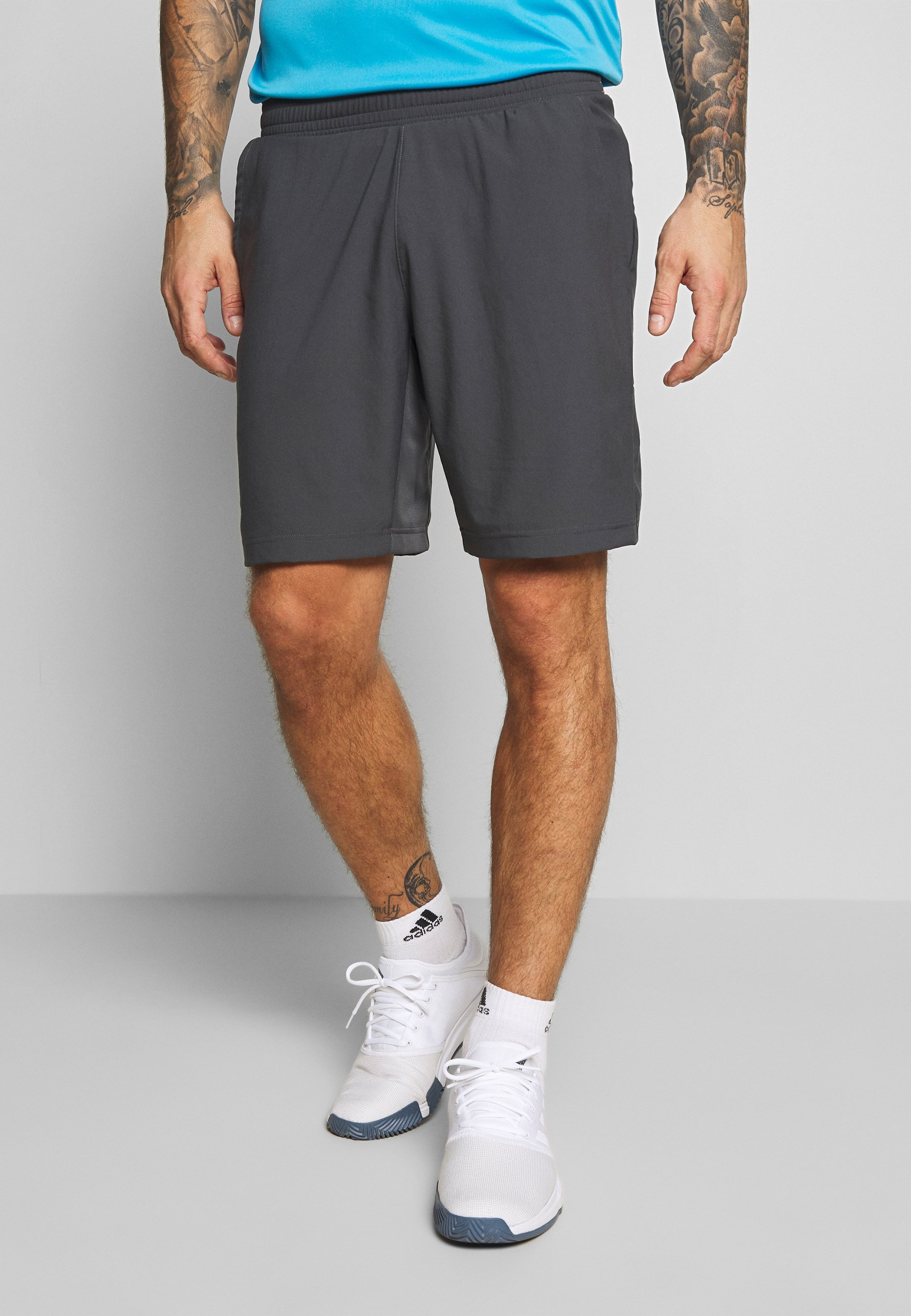 adidas Performance SHORT - Sports shorts - gresix/gretwo