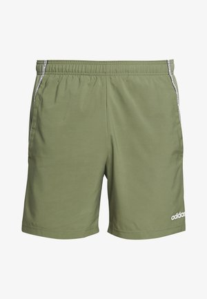 MIX SHORT - Short de sport - green/white