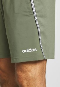 adidas Performance - MIX SHORT - kurze Sporthose - green/white - 4